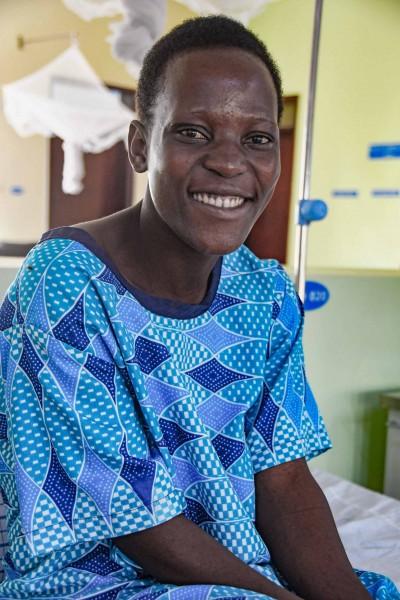 Mikrokredite für Fistelpatientinnen zur Sicherung des Überlebens
