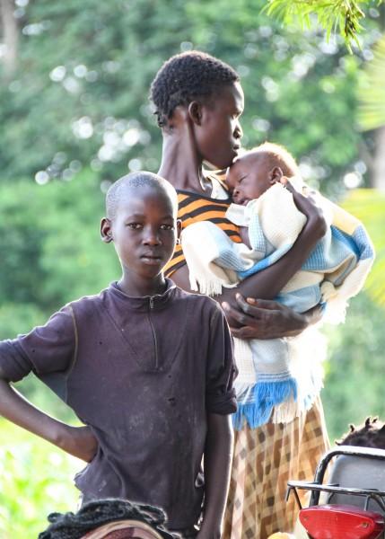 Geschenkspende - Familienplanung in den Terrewode Selbsthilfegruppen
