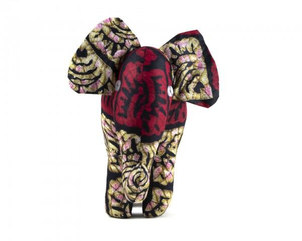 Stoffelefant rot - Mamatier