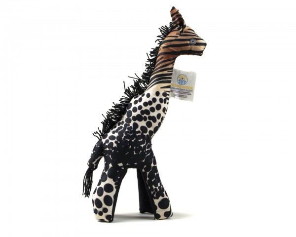 Giraffe aus Uganda